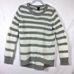 Rue 21 Sweater Waffle Knit Acrylic Sweater #70829